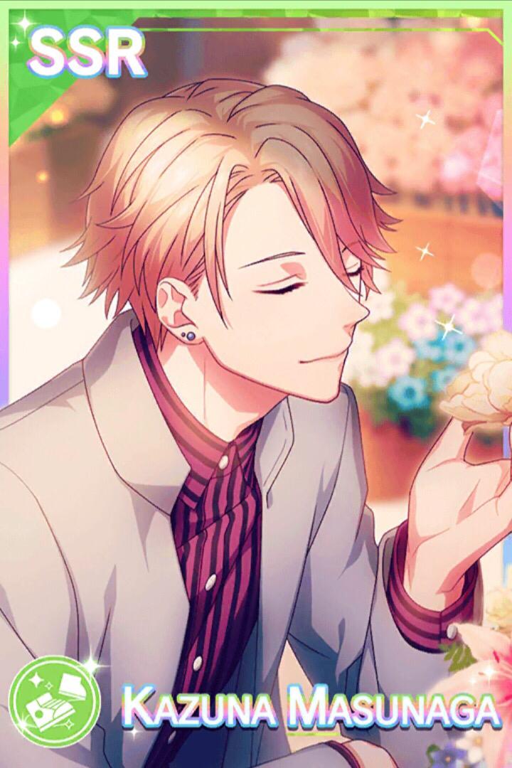 【BIRTHDAY SWEETS】Masunaga Kazuna