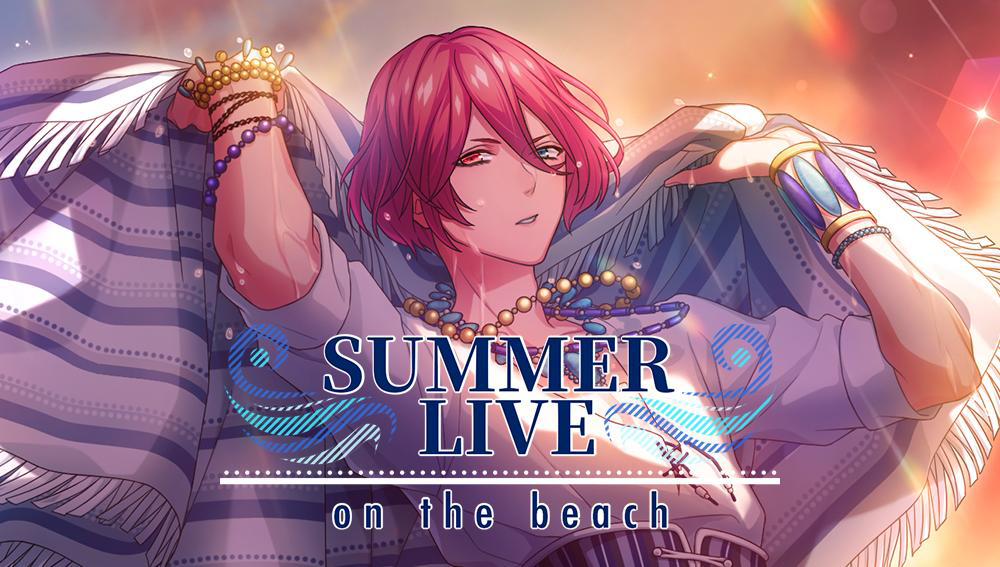 SUMMER LIVE on the beach Story