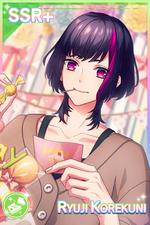 【BIRTHDAY PARTY】Ryuji Korekuni