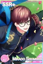 【Cheer Battle】Mikado Sekimura