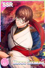 【Spirited Away】Mikado Sekimura