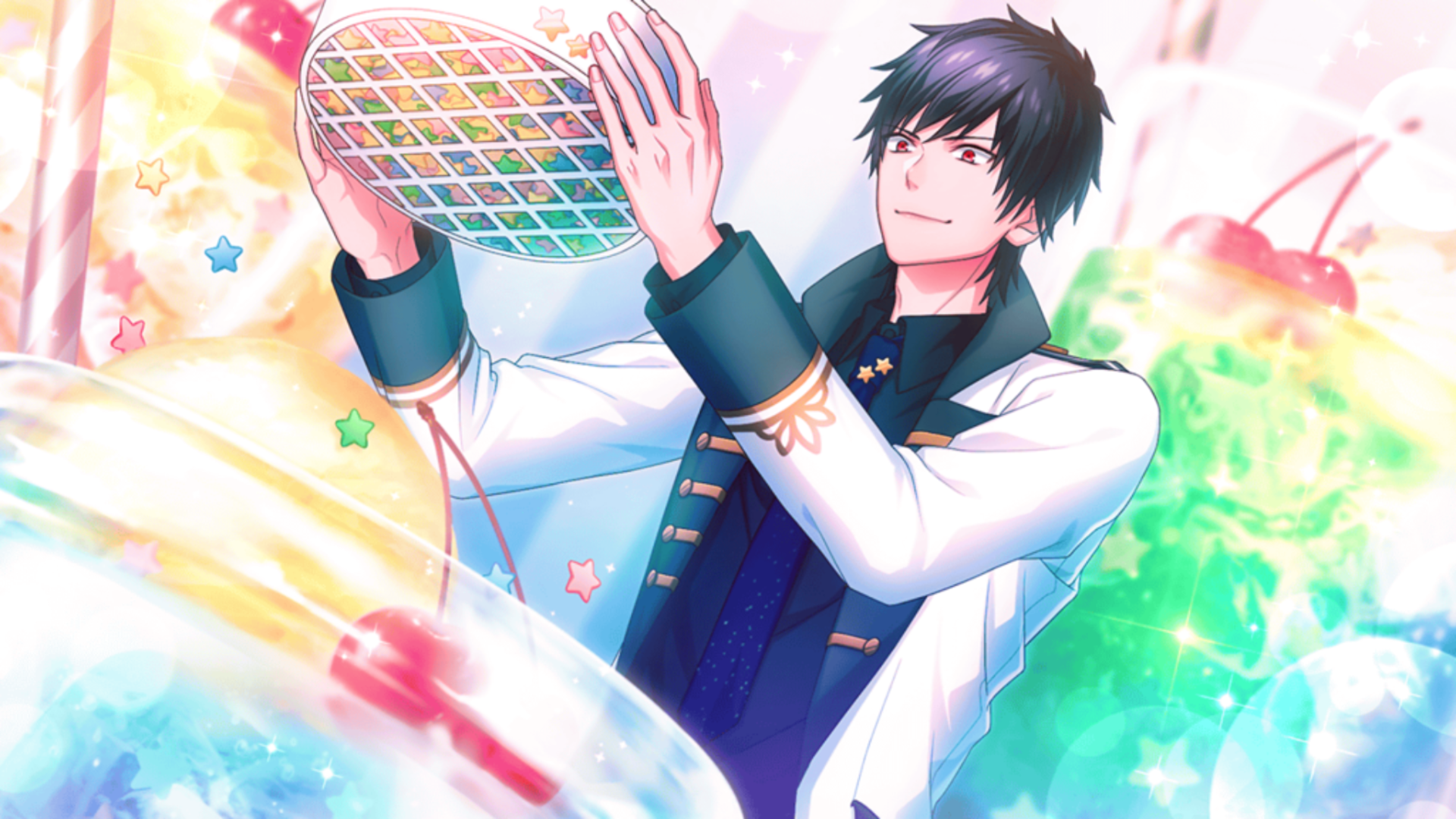 【BIRTHDAY SWEETS】Goshi Kaneshiro Awaken Full.png
