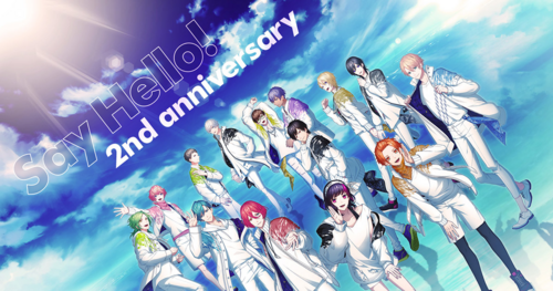 Say Hello! 2nd Anniversary News Top.png