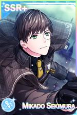 【Great Detective】Mikado Sekimura
