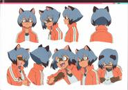 Michiru drawing sheet 3