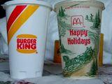 Burger King Soda Cup