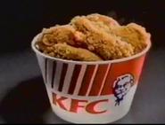 KFC Bucket 1991
