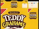 Teddy Grahams (Honey)