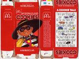 McDonaland Cookies