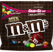 M&M's Grab and Go Candy