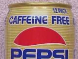 Caffeine Free Pepsi
