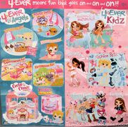 4-Ever Kidz and 4-Ever Lil' Angelz Chart