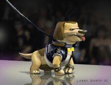 Bratz Makin' The Band - Dog