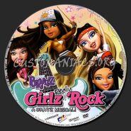 REALLY ROCK DISC ART