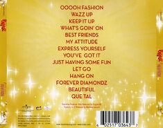 Bratz Forever Diamondz Soundtrack Album - Reverse