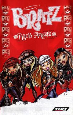 Bratz: Rock Angelz Video Game Soundtrack