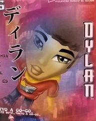 Tokyo A Go-Go - Dylan (Art)