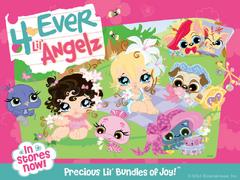 4 Ever Lil'Angelz Advert