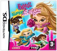 Bratz Super Babyz Game Art
