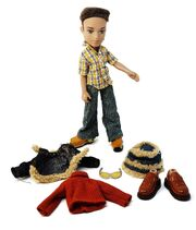 Nu-Cool Dylan Doll