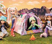 Music Festival Vibes Tent