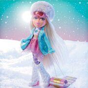 SnowKissed - Cloe Promotional Image