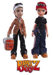 Bratz Boyz (First Edition) Dolls