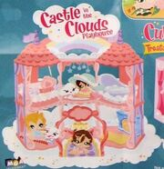 Castle In The Clouds Playhouse Art