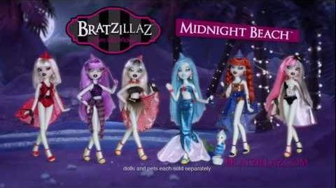 Bratzillaz Midnight Beach Commercial