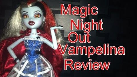 Magic Night Out Vampelina Review