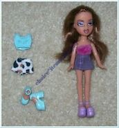 1st Edition Lil Bratz Yasmin out of the box