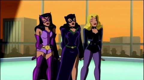 """Birds of Prey"" from Batman The Brave and The Bold"
