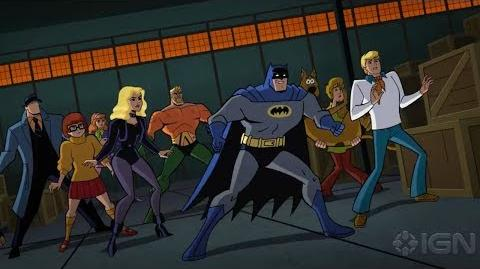 Scooby-Doo! & Batman The Brave and the Bold - Trailer Debut