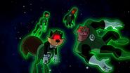 Green Lanterns brainwashed 001