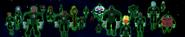 Brainwashed Green Lanterns