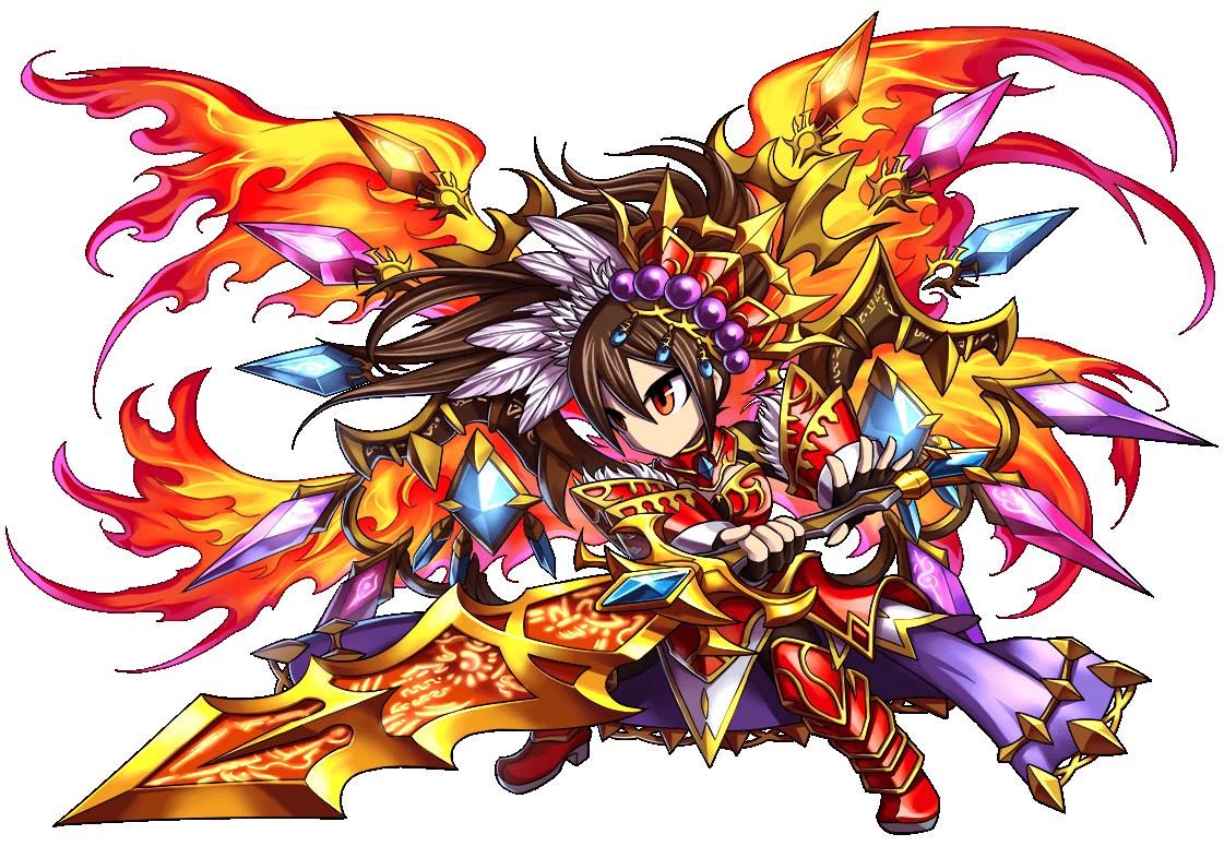 Flare Goddess Seria