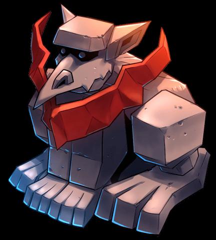 Fire Idol