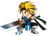 Warrior Eze