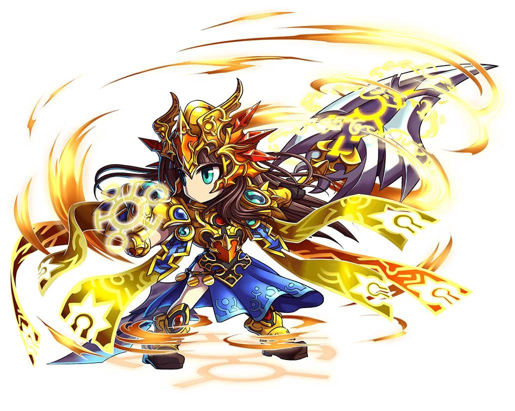 Gold Queen Rina