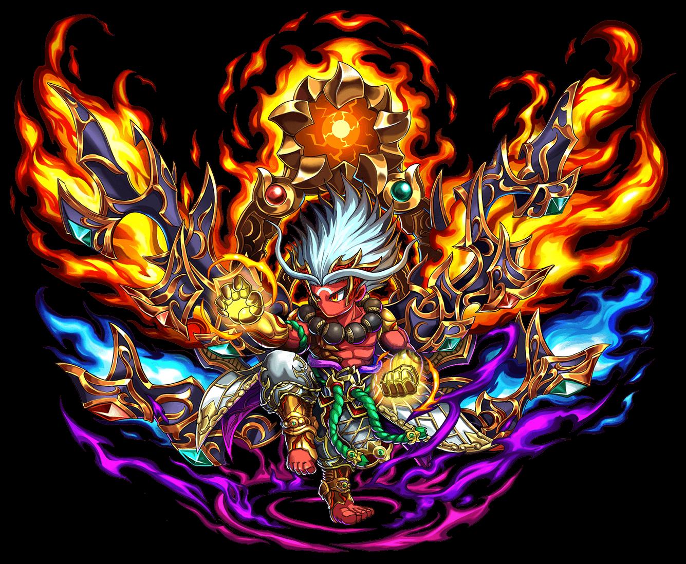 Immortal Firewing Blaze