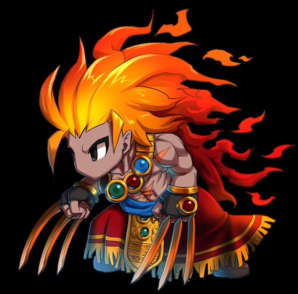 Fire Beast Zegar
