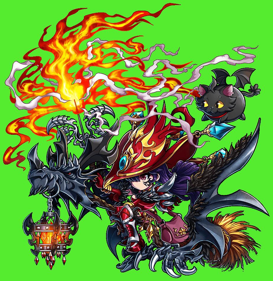 Fire Goddess Ulkina