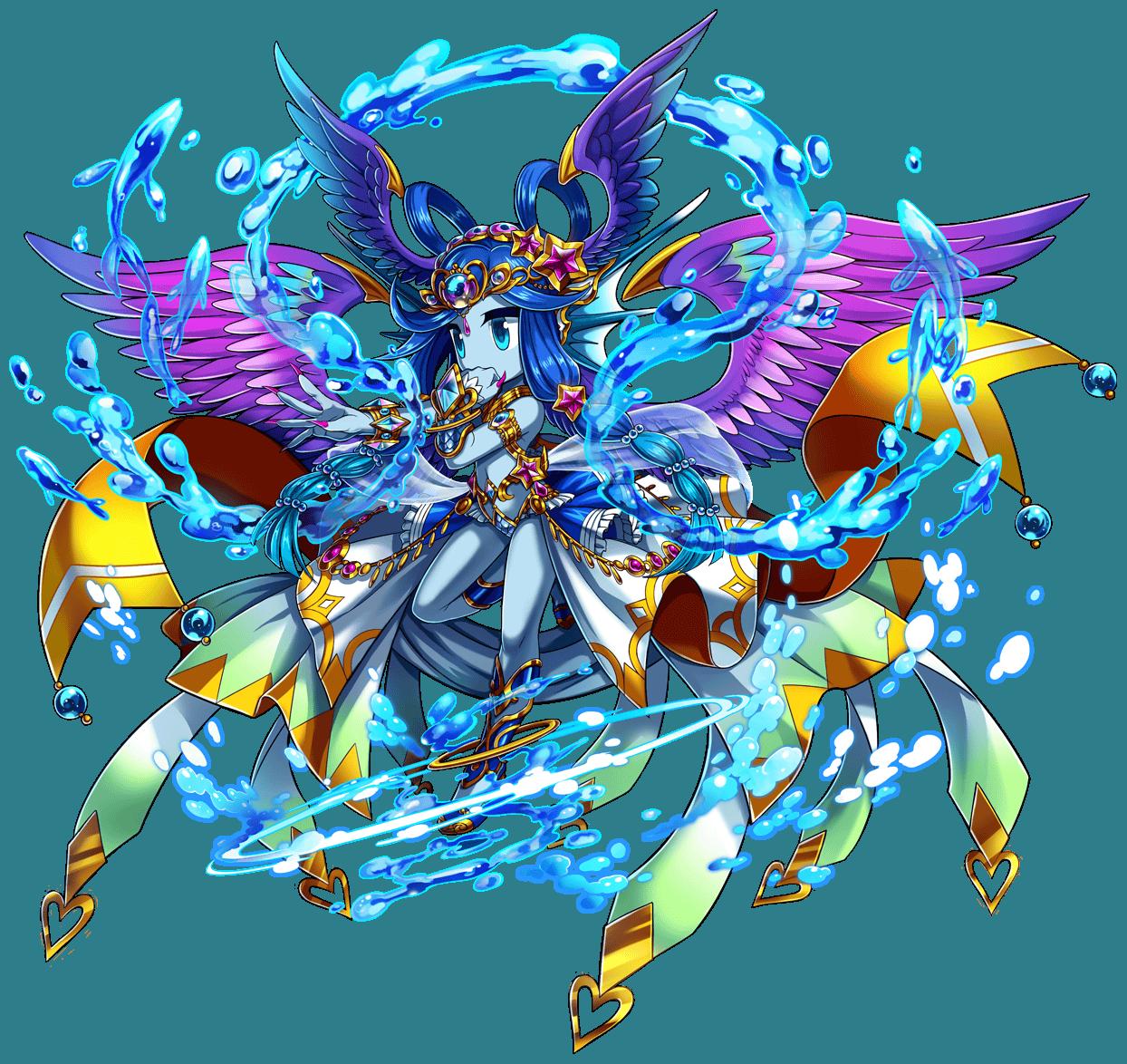Aqua Goddess Abel