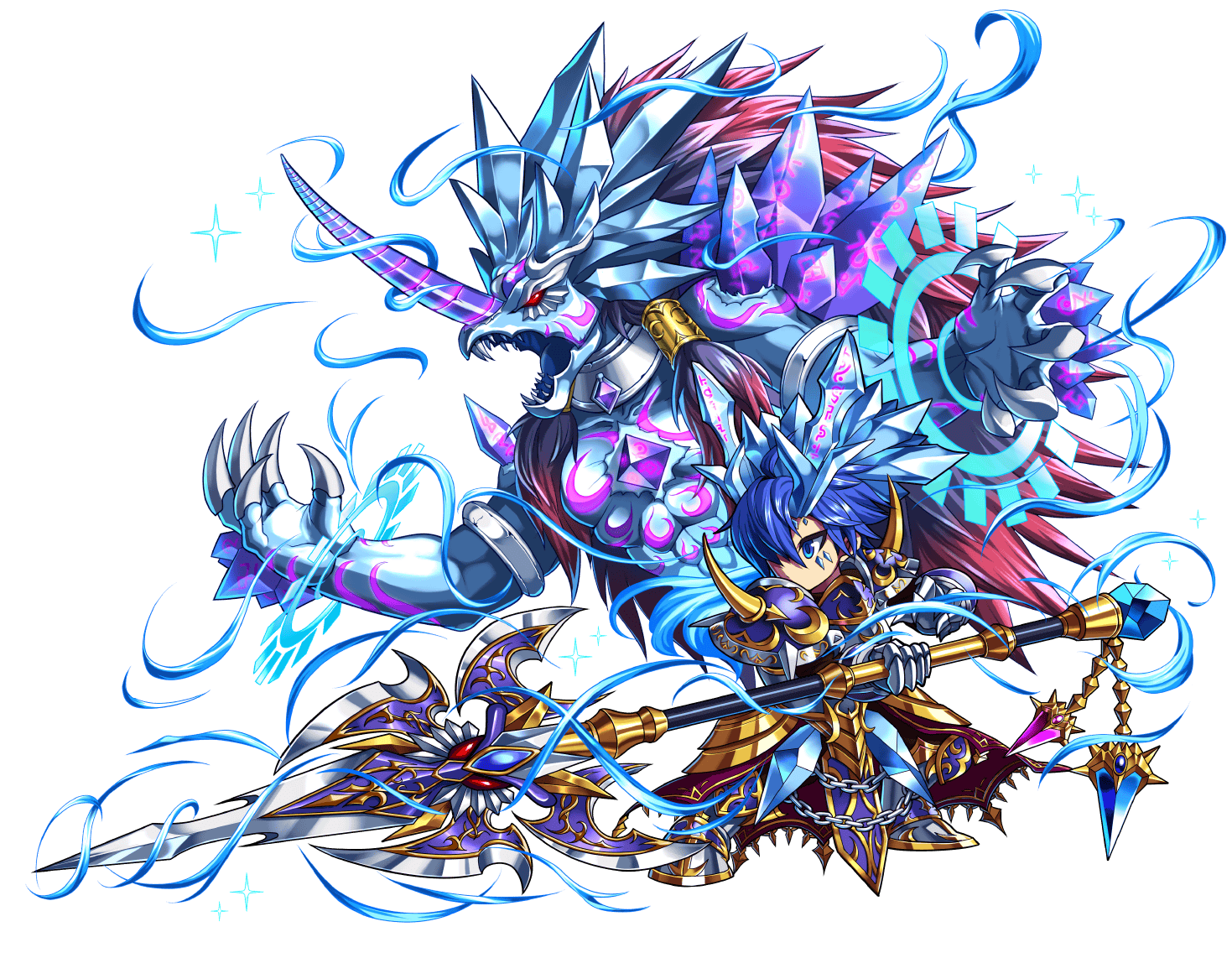 Blizzard God Karl