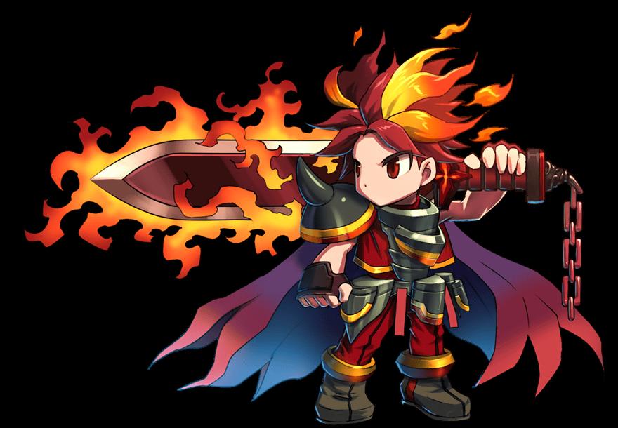 Fire King Vargas