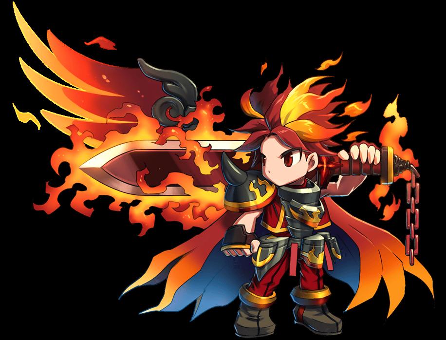 Fire God Vargas