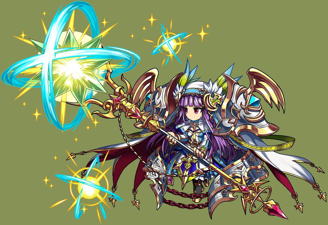 Holy Priestess Elmedia