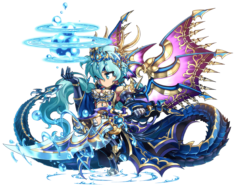 Azure Goddess Lucina