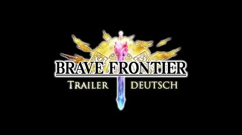 Brave Frontier RPG Trailer - German