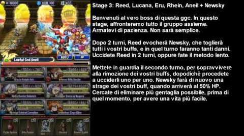 Brave Frontier Rpg Guida Reed GGC, No Revive